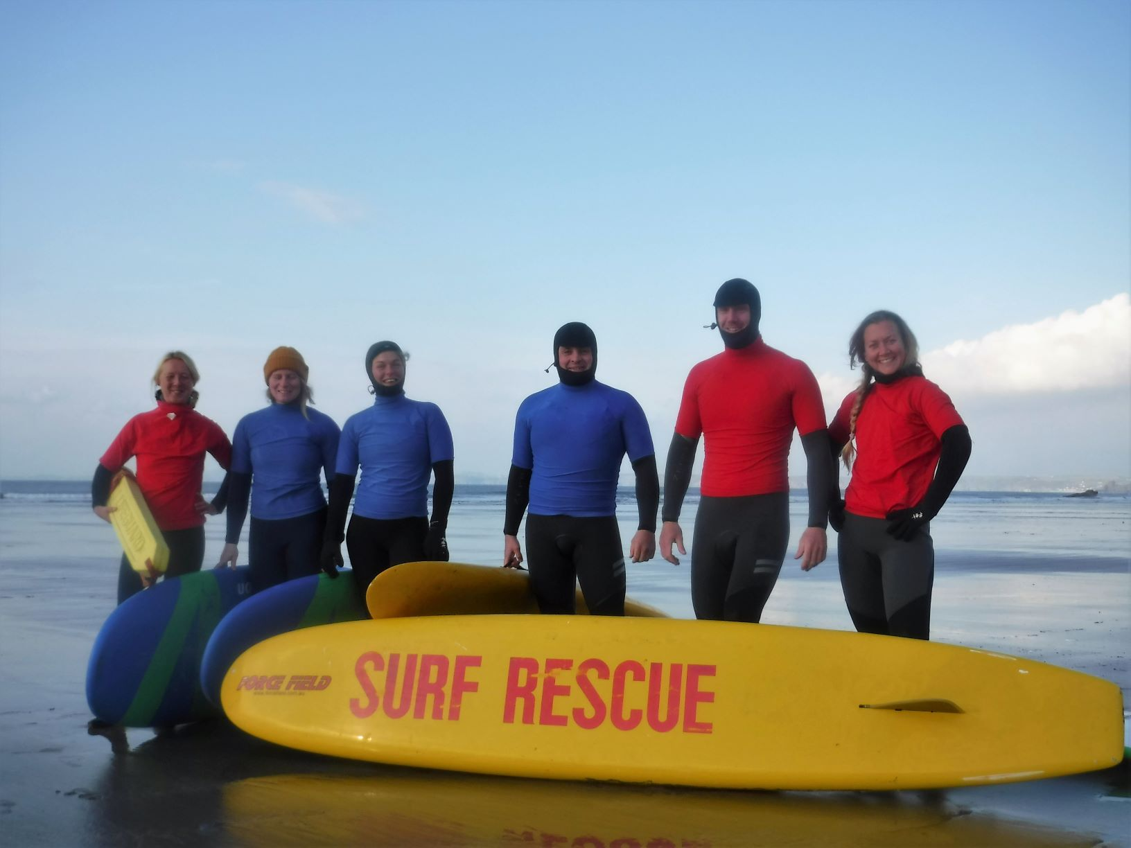 Lifesaving / Rescue Courses